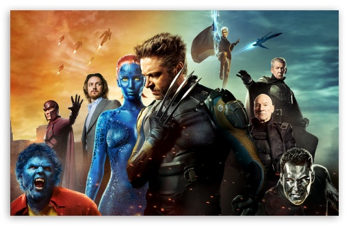 X-Men Days of Future Past 2014 Movie ❤ 4K UHD Wallpaper for Wide 16:10 5:3 Widescreen WHXGA WQXGA WUXGA WXGA WGA ; 4K UHD 16:9 Ultra High Definition 2160p 1440p 1080p 900p 720p ; Standard 3:2 Fullscreen DVGA HVGA HQVGA ( Apple PowerBook G4 iPhone 4 3G 3GS iPod Touch ) ; Mobile 5:3 3:2 16:9 - WGA DVGA HVGA HQVGA ( Apple PowerBook G4 iPhone 4 3G 3GS iPod Touch ) 2160p 1440p 1080p 900p 720p ;