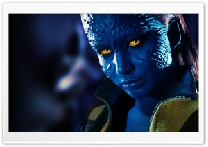 X-Men Days Of Future Past 2014 Mystique HD Wide Wallpaper for 4K UHD Widescreen desktop & smartphone
