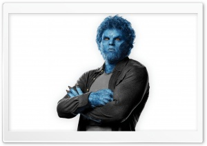 X-Men Days Of Future Past Beast HD Wide Wallpaper for 4K UHD Widescreen desktop & smartphone