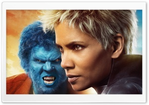 X-Men Days of Future Past Halle Berry as Storm HD Wide Wallpaper for 4K UHD Widescreen desktop & smartphone