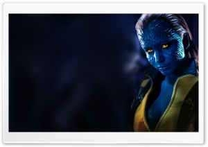 X-Men Days Of Future Past Jennifer Lawrence as Mystique HD Wide Wallpaper for Widescreen