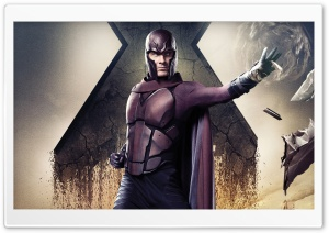 X-Men Days of Future Past Magneto HD Wide Wallpaper for Widescreen