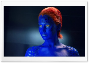 X-Men Days Of Future Past Mystique HD Wide Wallpaper for Widescreen