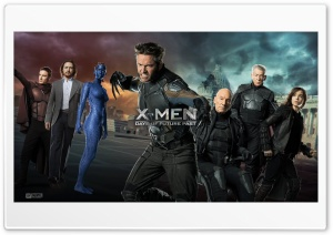 X-Men Days Of Future Past Wallpaper By Straxeh HD Wide Wallpaper for 4K UHD Widescreen desktop & smartphone