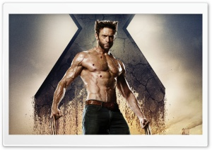 X-Men Days of Future Past Wolverine 2014 HD Wide Wallpaper for Widescreen