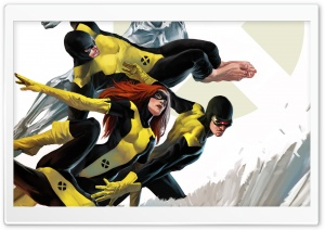 X Men First Class Ultra HD Wallpaper for 4K UHD Widescreen desktop, tablet & smartphone