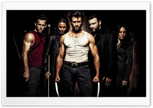 X Men Origins HD Wide Wallpaper for Widescreen