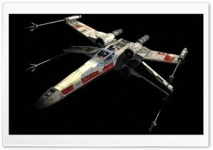 X-wing HD Wide Wallpaper for Widescreen