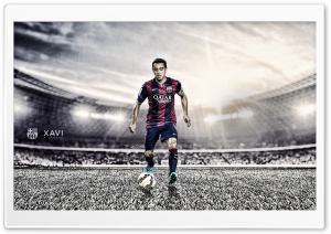 Xavi HD Wide Wallpaper for Widescreen