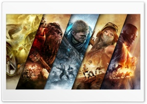 Xbox 2016 - 2017 Games HD Wide Wallpaper for 4K UHD Widescreen desktop & smartphone