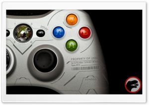 Xbox Joystick HD Wide Wallpaper for Widescreen