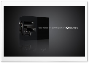Xbox One - Future Of Gaming HD Wide Wallpaper for Widescreen