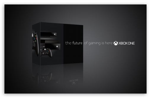 Download Xbox One - Future Of Gaming UltraHD Wallpaper