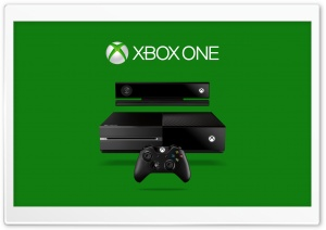 Xbox One Console HD Wide Wallpaper for Widescreen