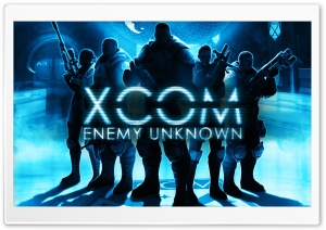 XCOM HD Wide Wallpaper for Widescreen