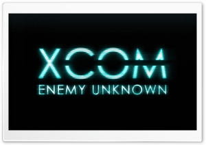 XCOM Logo HD Wide Wallpaper for Widescreen