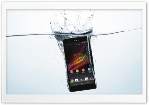 Xperia HD Wide Wallpaper for Widescreen
