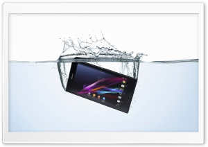 Xperia Z Ultra Waterproof Ultra HD Wallpaper for 4K UHD Widescreen desktop, tablet & smartphone
