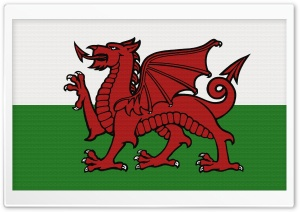 Y Ddraig Goch Ultra HD Wallpaper for 4K UHD Widescreen desktop, tablet & smartphone