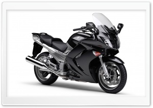 Yamaha FJR1300A Sport Touring Motorcycle HD Wide Wallpaper for Widescreen