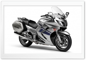 Yamaha FJR1300A Sport Touring Motorcycle 1 HD Wide Wallpaper for 4K UHD Widescreen desktop & smartphone