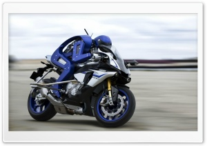 Yamaha Motobot Autonomous R1M HD Wide Wallpaper for 4K UHD Widescreen desktop & smartphone