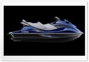 Yamaha WaveRunners VX Cruiser Blue Ultra HD Wallpaper for 4K UHD Widescreen desktop, tablet & smartphone