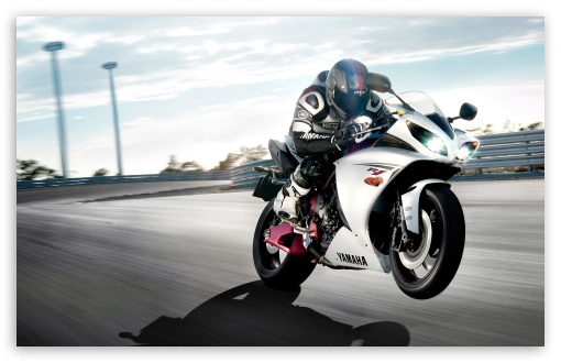 Sport Bike Wallpaper For Iphone 4: Yamaha YZF-R1 4K HD Desktop Wallpaper For 4K Ultra HD TV