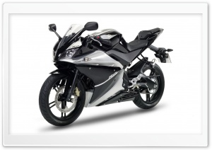 Yamaha YZF R125 HD Wide Wallpaper for Widescreen
