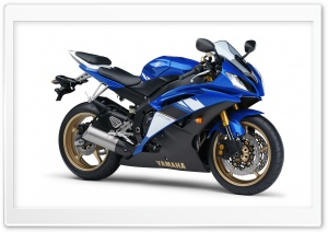 Yamaha YZF R6 HD Wide Wallpaper for Widescreen