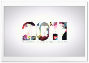 Year 2011 HD Wide Wallpaper for Widescreen