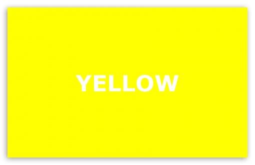 Download Yellow HD Wallpaper