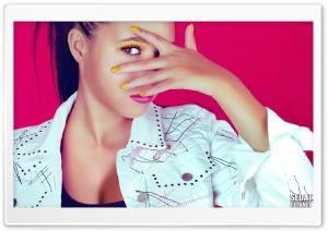 Yellow Nails HD Wide Wallpaper for 4K UHD Widescreen desktop & smartphone