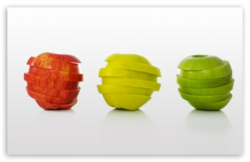 Yellow, Red and Green Apples ❤ 4K UHD Wallpaper for Wide 16:10 5:3 Widescreen WHXGA WQXGA WUXGA WXGA WGA ; UltraWide 21:9 24:10 ; 4K UHD 16:9 Ultra High Definition 2160p 1440p 1080p 900p 720p ; UHD 16:9 2160p 1440p 1080p 900p 720p ; Standard 4:3 3:2 Fullscreen UXGA XGA SVGA DVGA HVGA HQVGA ( Apple PowerBook G4 iPhone 4 3G 3GS iPod Touch ) ; Smartphone 16:9 2160p 1440p 1080p 900p 720p ; iPad 1/2/Mini ; Mobile 4:3 5:3 3:2 16:9 - UXGA XGA SVGA WGA DVGA HVGA HQVGA ( Apple PowerBook G4 iPhone 4 3G 3GS iPod Touch ) 2160p 1440p 1080p 900p 720p ; Dual 16:10 5:3 16:9 4:3 5:4 3:2 WHXGA WQXGA WUXGA WXGA WGA 2160p 1440p 1080p 900p 720p UXGA XGA SVGA QSXGA SXGA DVGA HVGA HQVGA ( Apple PowerBook G4 iPhone 4 3G 3GS iPod Touch ) ; Triple 4:3 5:4 UXGA XGA SVGA QSXGA SXGA ;