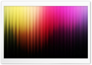 Yellow Red Magenta HD Wide Wallpaper for Widescreen