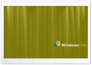 Yellow Silk Windows Vista HD Wide Wallpaper for Widescreen