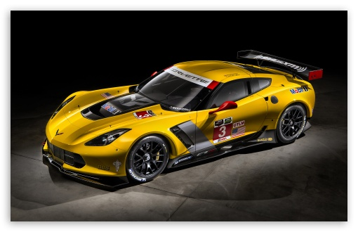 Yellow Sport Chevrolet Corvette C7 R 4K HD Desktop ... | 510 x 330 jpeg 54kB