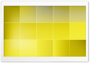 Yellow Squares HD Wide Wallpaper for Widescreen