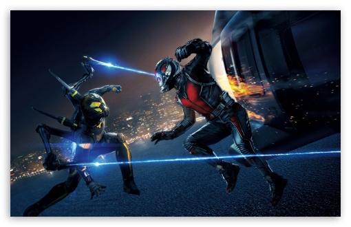 Download Yellowjacket Ant Man HD Wallpaper