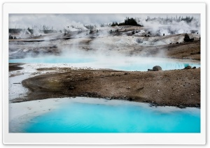 Yellowstone National Park HD Wide Wallpaper for Widescreen