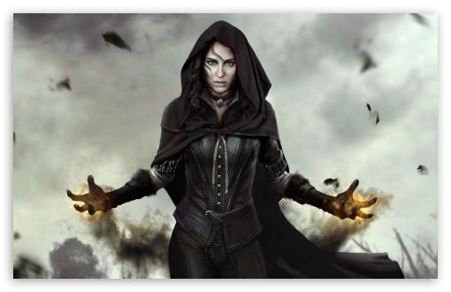 Yennefer The Witcher 3 Wild Hunt Ultra Hd Desktop Background
