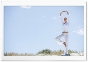 Yoga HD Wide Wallpaper for Widescreen