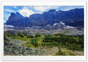 Yoho Canadian Park HD Wide Wallpaper for Widescreen