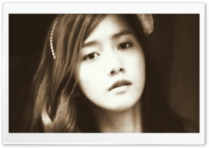 Yoona HD Wide Wallpaper for Widescreen