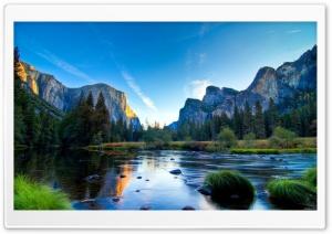 Yosemite National Park Ultra HD Wallpaper for 4K UHD Widescreen desktop, tablet & smartphone