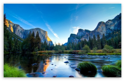 Yosemite National Park UltraHD Wallpaper for Wide 16:10 Widescreen WHXGA WQXGA WUXGA WXGA ;
