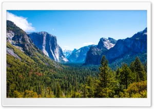 Yosemite National Park Yosemite valley HD Wide Wallpaper for 4K UHD Widescreen desktop & smartphone