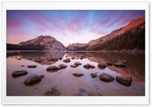 Yosemite Reflections HD Wide Wallpaper for Widescreen