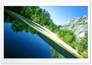 Yosemite Valley HD Wide Wallpaper for Widescreen