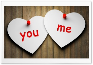 You and Me HD Wide Wallpaper for 4K UHD Widescreen desktop & smartphone